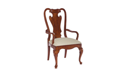 CHERRY GROVE SPLAT BACK ARM CHAIR-KD-arm chairs-American Drew-Jennifer Furniture