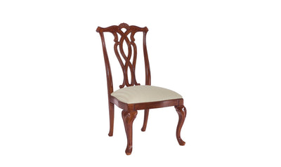 CHERRY GROVE PIERCED BACK SIDE CHAIR-side chairs-American Drew-Jennifer Furniture