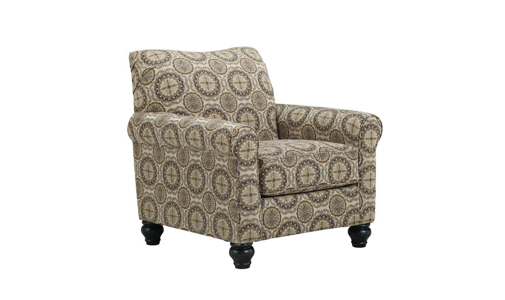 Breville Accent Chair  sc 1 st  Jennifer Furniture : accent chair recliner - islam-shia.org
