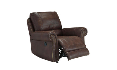 Breville Rocker Recliner-Jennifer Furniture