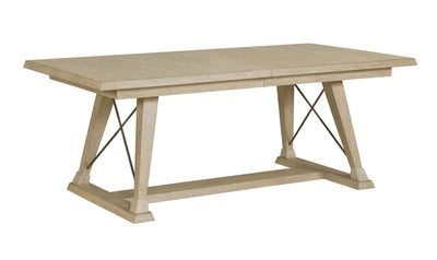VISTA CLAYTON DINING TABLE-COMPLETE-dining tables-American Drew-Jennifer Furniture