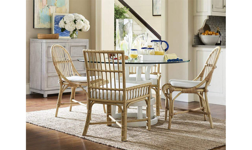 Coastal Living Escape Round Dining Table-Jennifer Furniture