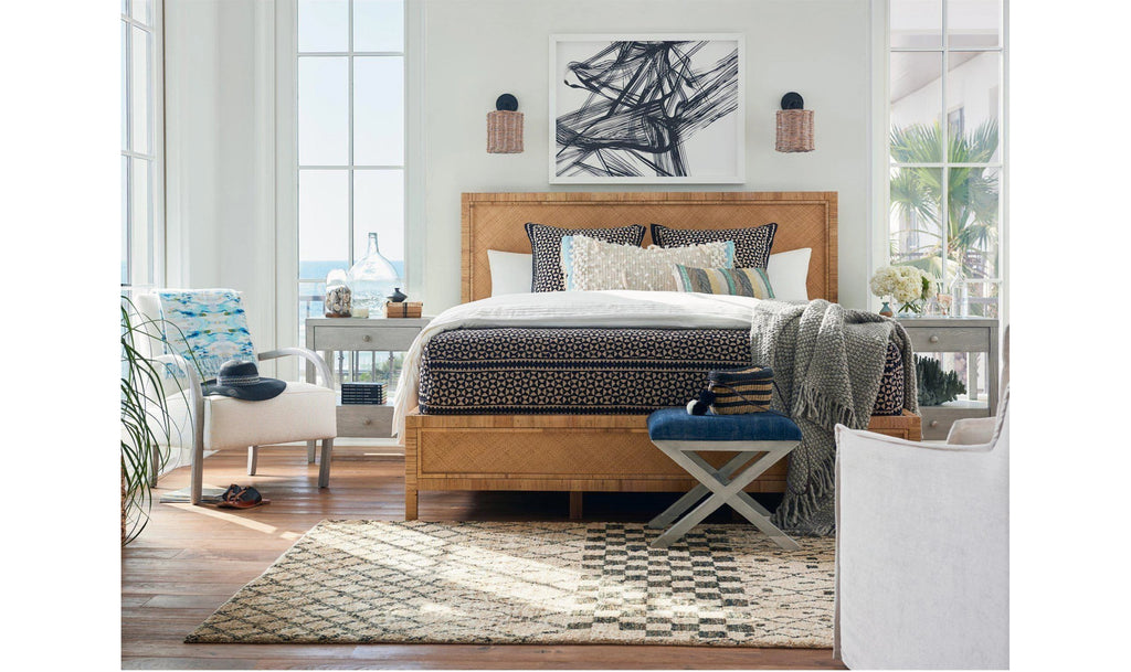 Coastal Living Escape Long Key Bedroom set-Jennifer Furniture