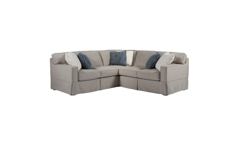 Chauncy 6 Piece Power Reclining Sectional With Console