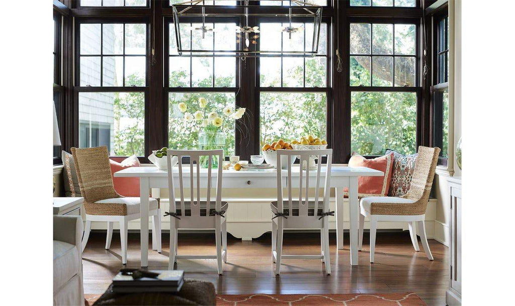 Coastal Living Escape Cottage Dining Table-Jennifer Furniture
