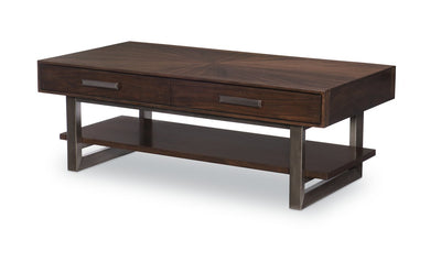 Paldao Rectangle Cocktail Table-cocktail tables-Legacy Classic Furniture-Jennifer Furniture