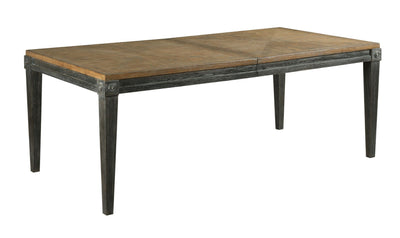 ARDENNES BELMAR LEG DINING TABLE-dining tables-American Drew-Jennifer Furniture