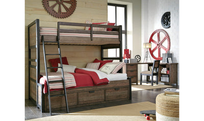 Fulton County Complete Twin over-beds-Legacy Classic Furniture-Twin-Jennifer Furniture