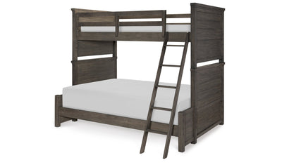 Bunkhouse Complete Twin over Full Bunk Bed-beds-Legacy Classic Furniture-Jennifer Furniture