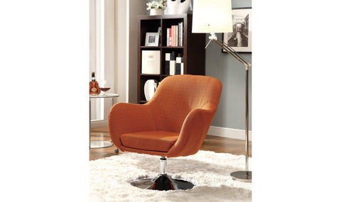 PASSOV SWIVEL CHAIR (CHAMPAGNE)