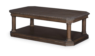 Refined Rustic by Rachael Ray Cocktail Table-cocktail tables-Legacy Classic Furniture-Jennifer Furniture