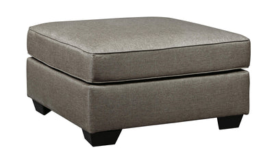 Calicho Oversized Accent Ottoman-Jennifer Furniture