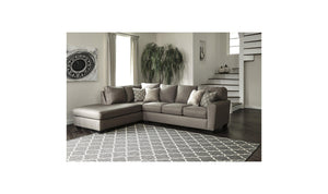 Calicho 2 Piece Sectional-Jennifer Furniture