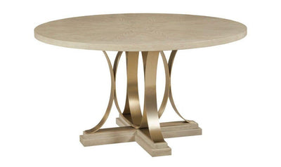 LENOX PLAZA DINING TABLE TOP-dining tables-American Drew-Jennifer Furniture