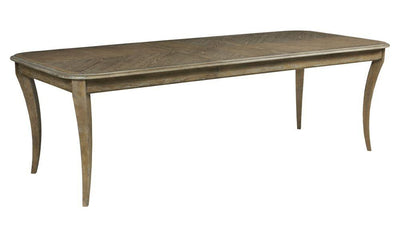 ANSON SWANSEN DINING TABLE-dining tables-American Drew-Jennifer Furniture