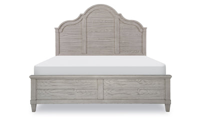 Belhaven Complete California Panel Bed-beds-Legacy Classic Furniture-King-Jennifer Furniture