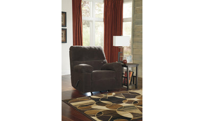 Zorah Rocker Recliner-Jennifer Furniture