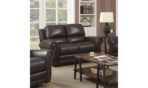 Acieona Reclining Loveseat With Console