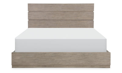 Milano by Rachael Ray Complete Panel Bed-beds-Legacy Classic Furniture-Queen-Jennifer Furniture