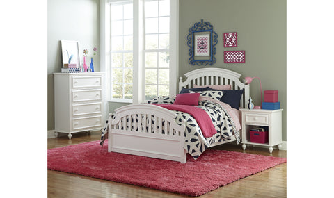 Abbey Park King Panel Headboard