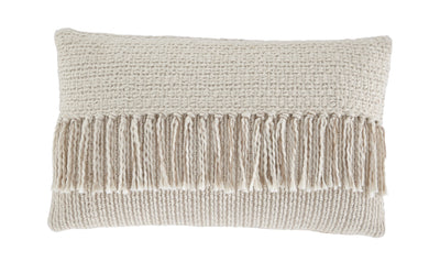 Medea Pillow-Pillows-Ashley-Tan/Cream-Jennifer Furniture