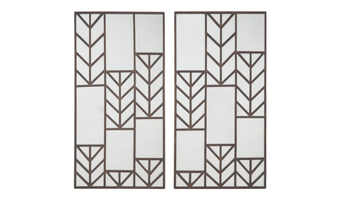 Dominy Wall Art Set (2/CN)