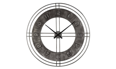 Ana Sofia Wall Clock-Jennifer Furniture