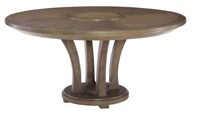 "PARK STUDIO 62"" Round Table-Regular Height-dining tables-American Drew-Jennifer Furniture"