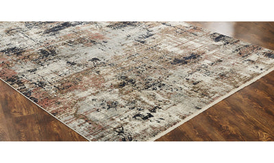 Aurora Rug-rugs-Kalaty-2' x 3'-Cool and spicy-Jennifer Furniture