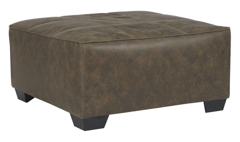 Avalon Leather Bed w/ Storage Option