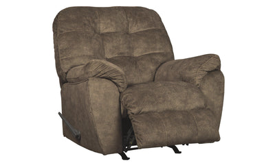 Accrington Rocker Recliner-recliners-Ashley-Brown-Jennifer Furniture