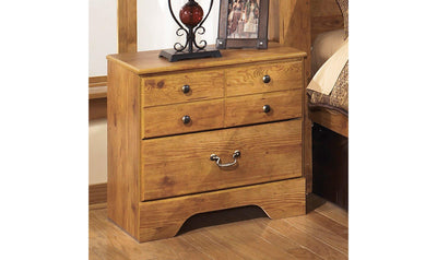 Bittersweet Nightstand-Jennifer Furniture