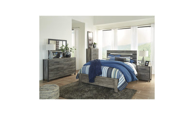 Cazenfeld Bed-Jennifer Furniture