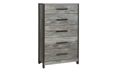 Cazenfeld Drawer Chest-Jennifer Furniture