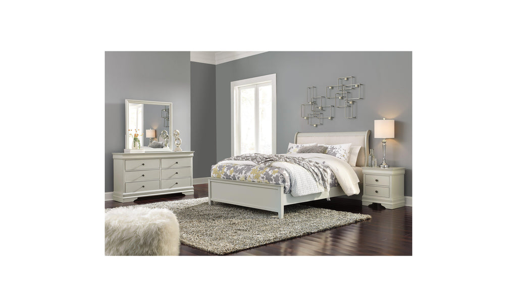 Jorstad Bed-Jennifer Furniture