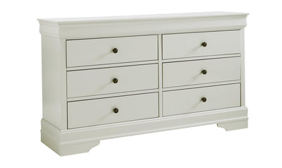 Jorstad Bedroom Dresser-Jennifer Furniture