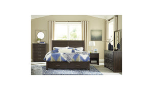 Darby Bed-Jennifer Furniture