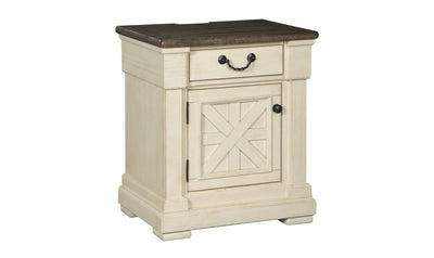 Bolanburg Nightstand-Jennifer Furniture