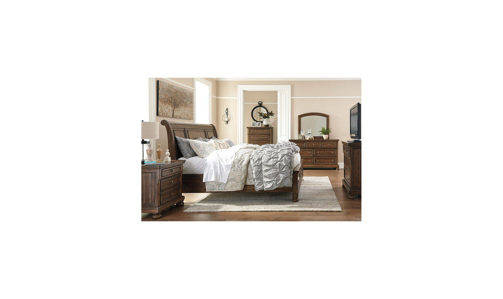 Flynn Bed-Jennifer Furniture