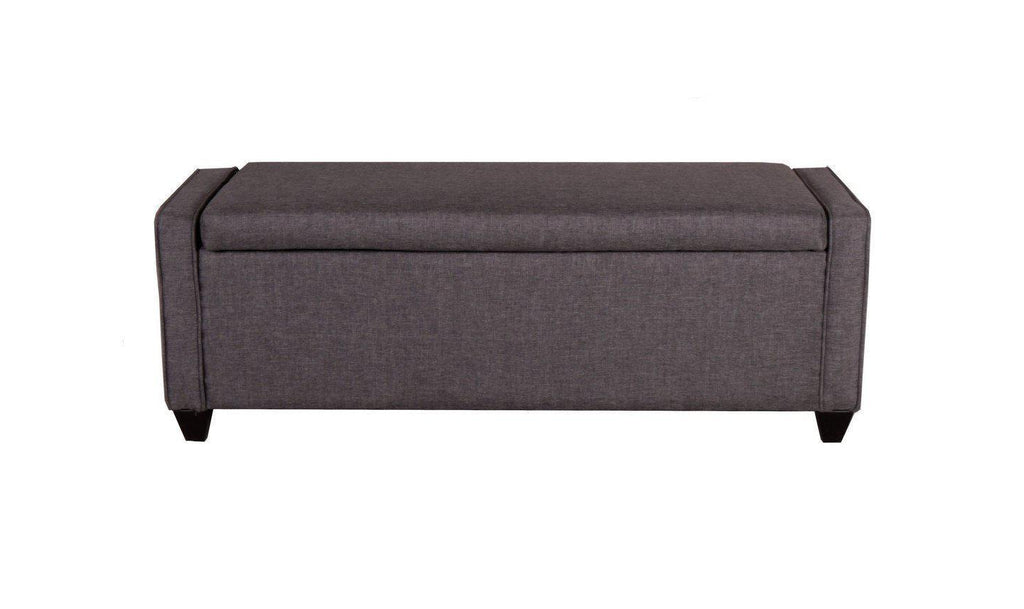 Upholstered Bed Bench-Jennifer Furniture