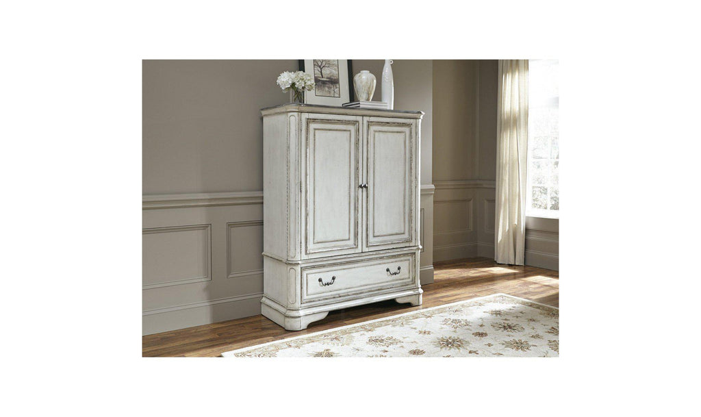 Magnolia Manor Door Chest-Jennifer Furniture