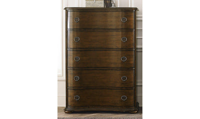 Cotswold 5 Drawer Chest-Jennifer Furniture