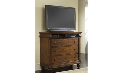Rustic Traditions Media Chest-Jennifer Furniture