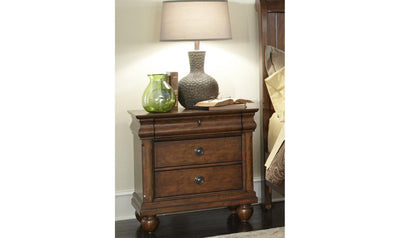 Rustic Traditions Night Stand-Jennifer Furniture