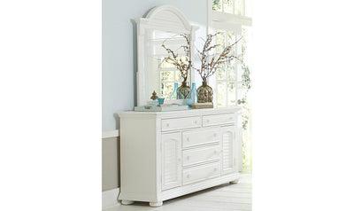 Summer House I Dresser & Mirror-Jennifer Furniture