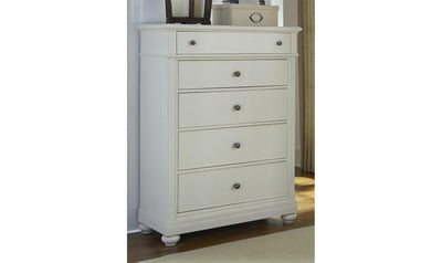 Harbor View II 5 Drawer Chest-Jennifer Furniture