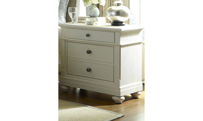 Harbor View II 2 Drawer Night Stand-Jennifer Furniture