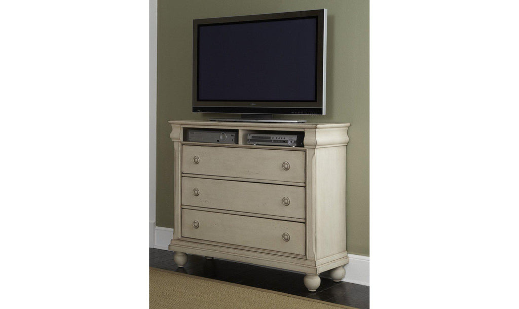 Rustic Traditions II Media Chest-Jennifer Furniture