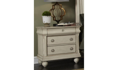 Rustic Traditions II Night Stand-Jennifer Furniture