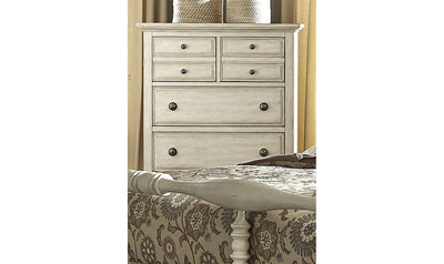High Country 5 Drawer Chest-Jennifer Furniture